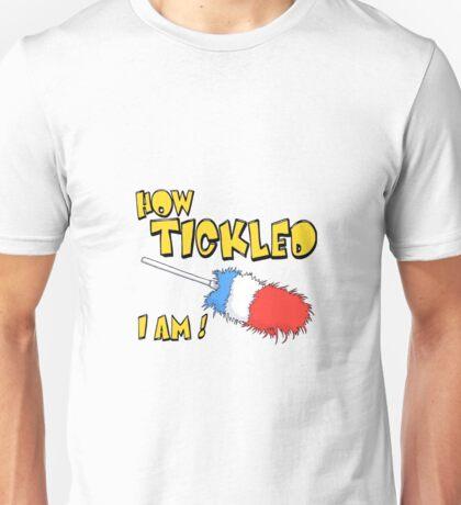 CHUCKLE MUSCLE TICKLER Unisex T-Shirt