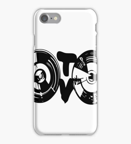 DJ music  set  iPhone Case/Skin