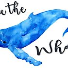 Save The Whales! by Abbie Macmillan