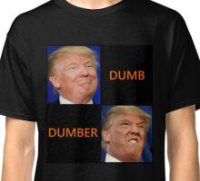 dumb trump Classic T-Shirt