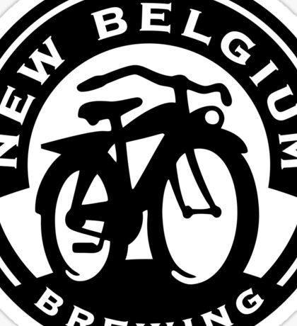 New Belgium Brewing Beer Sticker