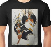 Egyptian Oryx Dancer Unisex T-Shirt