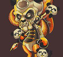Foxy Pandaemoniac by bogielicious
