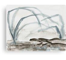 Benevolent Shelter Canvas Print