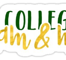 The College of William and Mary - Style 1 Sticker