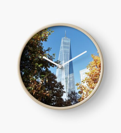The Freedom Tower, NYC Clock