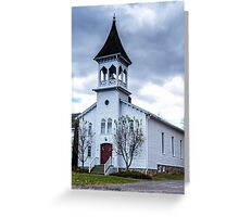 South Perinton County Church Greeting Card