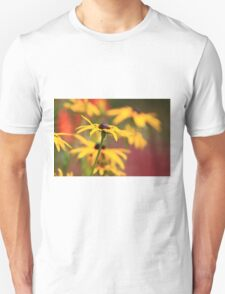 Depth of Field Flower T-Shirt