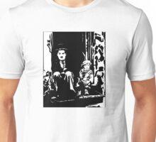 The Kid Charlie Chaplin Unisex T-Shirt