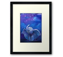'To Fly Among the Stars' Framed Print