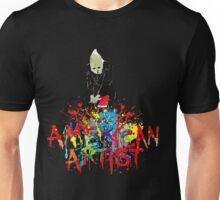 American artist logo Unisex T-Shirt