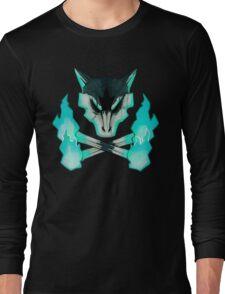 Pokemon - Alolan Marowak Skull Long Sleeve T-Shirt