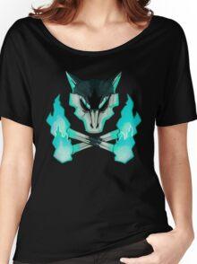 Pokemon - Alolan Marowak Skull Women's Relaxed Fit T-Shirt