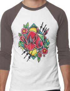 Venipede Men's Baseball ¾ T-Shirt