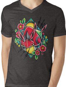 Venipede Mens V-Neck T-Shirt