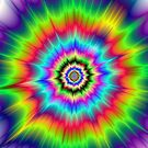 Psychedelic Explosion by Objowl