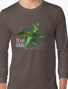 Team Grass - Mega Sceptile Long Sleeve T-Shirt