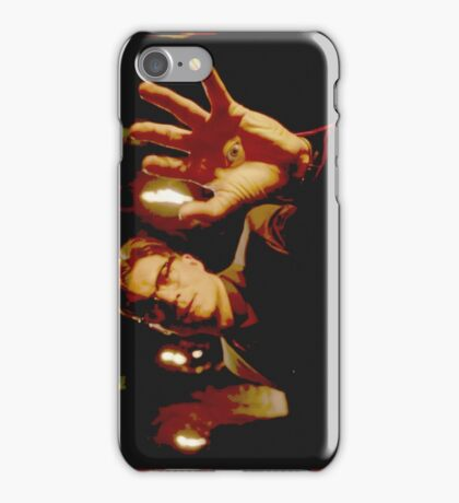 Richie Gecko Eyes (S3 finale) iPhone Case/Skin