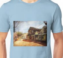 City - California - The town of Downieville 1933 Unisex T-Shirt
