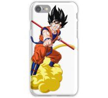 Goku Flying Nimbus iPhone Case/Skin