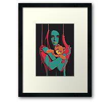 Teddy Framed Print