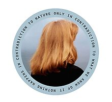 Dana Katherine Scully Photographic Print