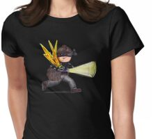 Stealing Thunder Womens Fitted T-Shirt