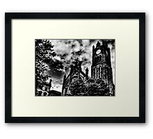 The Guildhall, Derry City, Northern Ireland Framed Print