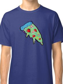 Pizza & Games ver.NationalPizzaDay Classic T-Shirt