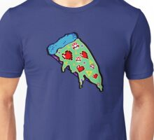 Pizza & Games ver.NationalPizzaDay Unisex T-Shirt