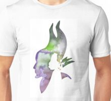 In the Shadow of the Villain V1 Unisex T-Shirt