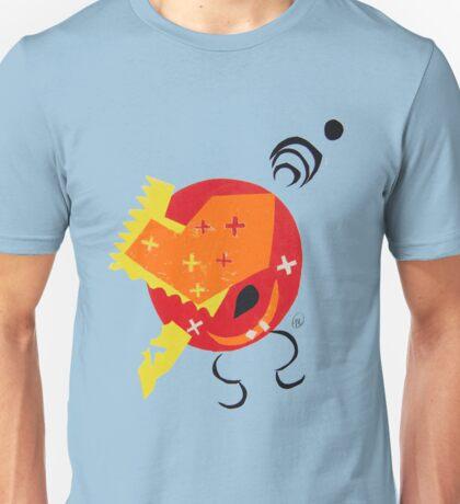 Abstract - Red/Orange/Yellow 2 Unisex T-Shirt