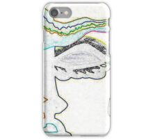 Artistic Expression by Nikki Ellina iPhone Case/Skin