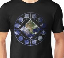 Shapes N' More Earth Unisex T-Shirt