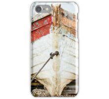 Mill Cove Fishing Boat iPhone Case/Skin