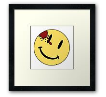 Who Watches the Watchmen Framed Print