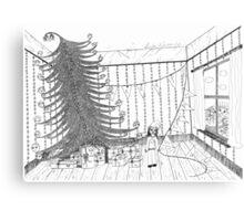 Merry Christmas 2013 Canvas Print