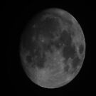 Gibbous Moon by Matsumoto
