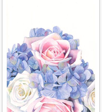 Erin's Bouquet Sticker