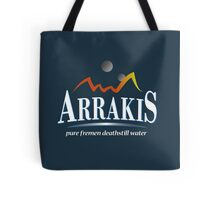 Arrakis Water Company (Dune) Tote Bag
