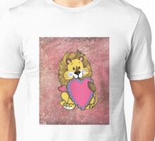 Lion Love Token Unisex T-Shirt
