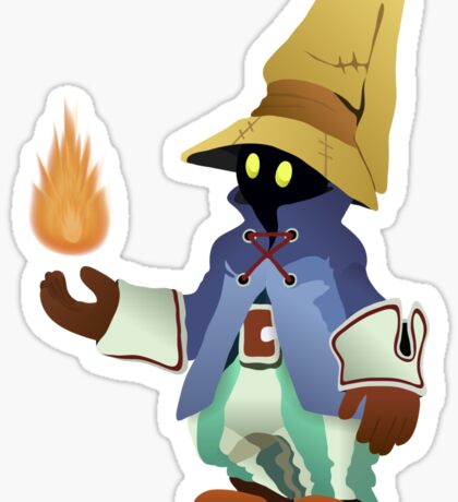 vivi ornitier Sticker