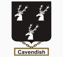 Cavendish Coat of Arms (English) Kids Clothes