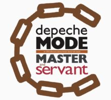 Depeche Mode : Master And Servant Kids Clothes
