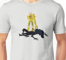 Ripley Wins By Knockout Unisex T-Shirt