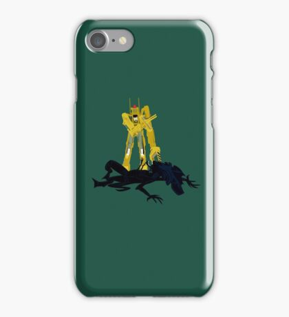 Ripley Wins By Knockout iPhone Case/Skin