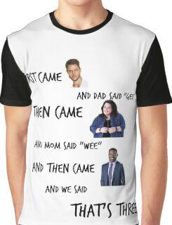 THIS IS US - BIG THREE Graphic T-Shirt