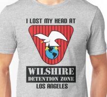 Wilshire Detention Zone Souvenir Tee (The Running Man) Unisex T-Shirt