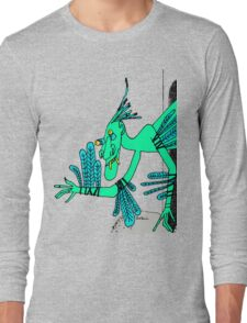 Icky Icarus Long Sleeve T-Shirt