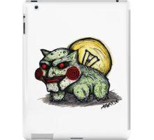 Bulbasaw iPad Case/Skin